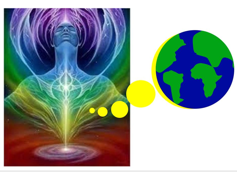 chakra and earth, v2