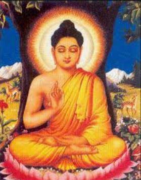 buddha halo